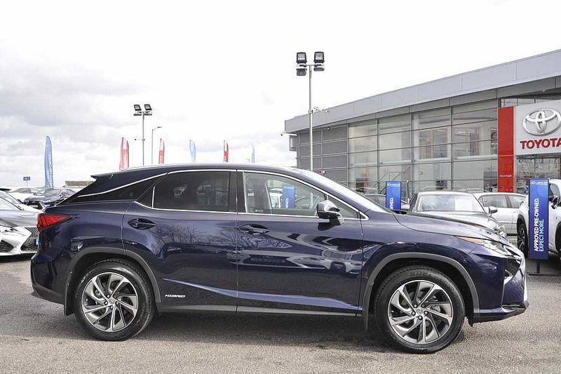 Pre Owned Lexus Rx 450h 3 5 Premier Panoramic Roof By