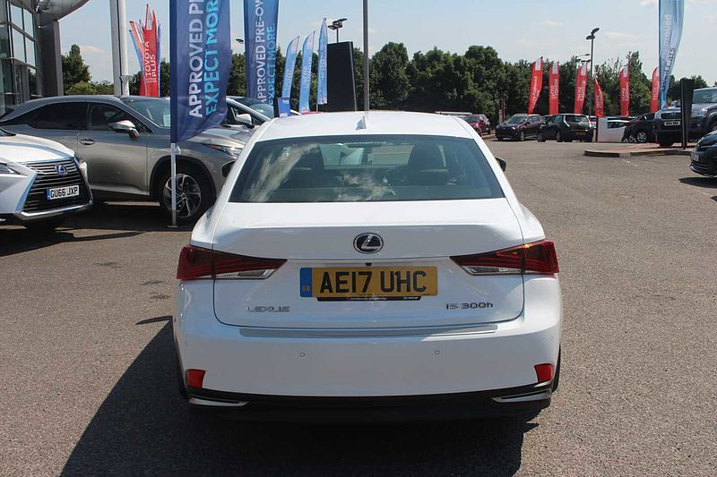 Lexus IS 300h 2.5 F Sport Premium Nav & Leather
